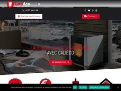 installer chauffage au bois en Bretagne, fournisseur pellets granulés Din + Calieco