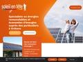 installation solaire photovoltaîque en France