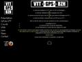 VTT GPS BZH