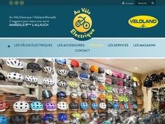 Au Vélo Electrique - VELOLAND