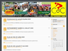 Club Omnisports Couronnais (section cyclisme)