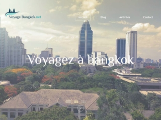 Voyage Bangkok : séjour organisé à Bangkok