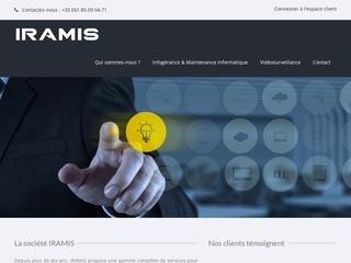 IRAMIS - Services informatique : Maintenance, Réseau