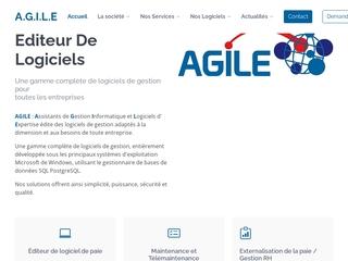 AGILE - Assistants Gestion Info. Logiciels d'Experf