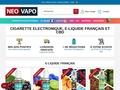 Neovapo vente de cigarette électronique
