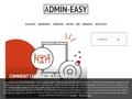 TOURS - ADMIN EASY - Secrétariat et Création Internet à Distance
