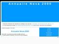Annuaire francophone Nova 2000