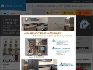 Habitat Adapte : l'égalité doit aussi être présente dans l'immobilier