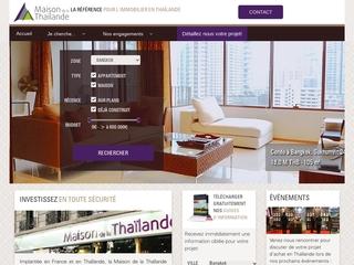 Acheter, puis louer de l'immobilier en Thaïlande, comment faire ?