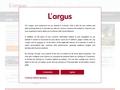 annonces auto vendre voiture occasion acheter credit assurance cote  argus - argusauto.com