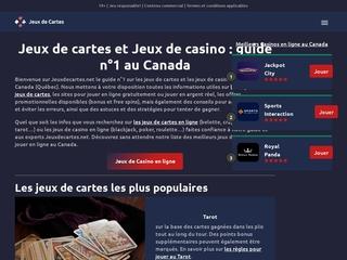 JeuxDeCartes.net, la passion depuis 1996 !