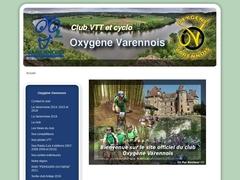 Oxygène Varennois