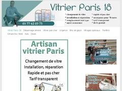 Expert en dépannage vitrerie Paris 18 pas cher - Mannuaire.net