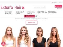 Extensions de cheveux en ligne livrées chez vous - Mannuaire.net