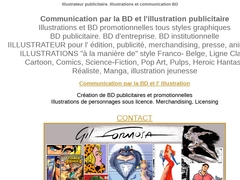 Communication par la BD et l'illustration - Mannuaire.net
