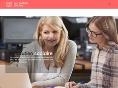 allo prof en ligne - Mannuaire.net