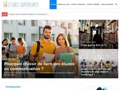 Etudes Superieures - Mannuaire.net