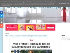 Blog des Boutiques Top - Mannuaire.net