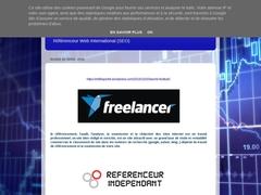Référenceur Web Freelance - Mannuaire.net