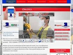 électricien Paris 8 - Mannuaire.net