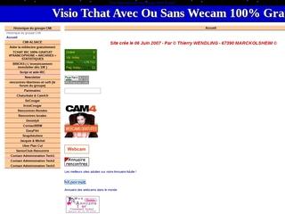 visio-tchat.fr 100% gratuit pour tous