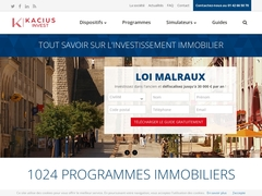 Kacius Invest - Mannuaire.net