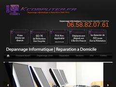 Kcomputer depannage informatique a domicile - Mannuaire.net