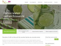 Recettes Club - Mannuaire.net