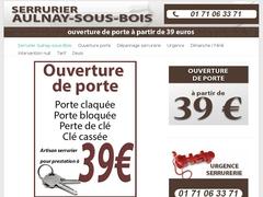 Serruirier Aulnay-sous-Bois