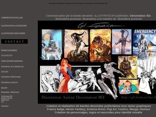 BD et Illustrations