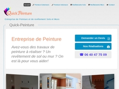 Quick Peinture entreprise - Mannuaire.net