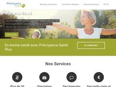 Prevoyance Sante Plus - Mannuaire.net