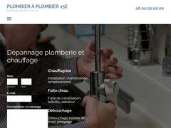 Plombier Paris 15 - Mannuaire.net