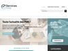 Le site web spécialisé dans les actualités des services et des PME