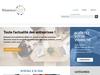 Le support web dédié à l'actualité économique des entreprises