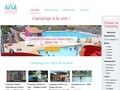 Sélection Camping : un support dédié aux campings en France