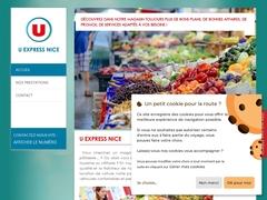 Supermarché u Nice