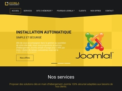 Expert de l'hébergement Joomla - Mannuaire.net