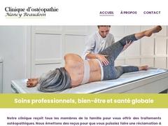 Clinique d'ostéopathie - Mannuaire.net