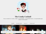 The Cranky Cocktail - CrankyJu