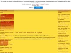 Tourisme en Espagne - Mannuaire.net