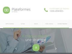 Plateformes de trading en ligne - Mannuaire.net