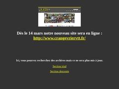Cran-Gevrier VTT