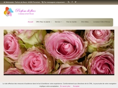 Fleuriste La Baule Parfum de fleurs