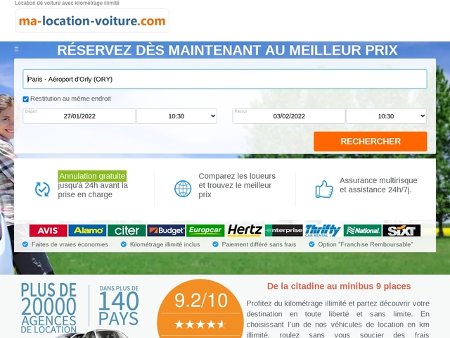 Ma-location-voiture.com