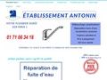 Dépannage appareils sanitaires par plombier Paris 1
