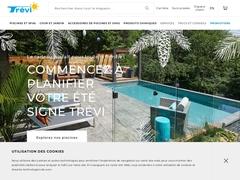 Piscine Trévi - Mannuaire.net