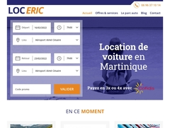 Louer un véhicule en Martinique - Mannuaire.net