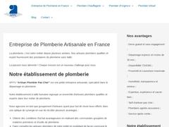 Artisan Plombier Pas Cher