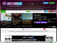 jeu.video - Mannuaire.net